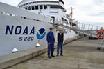 NOAA Ship Fairweather Lt Wartick